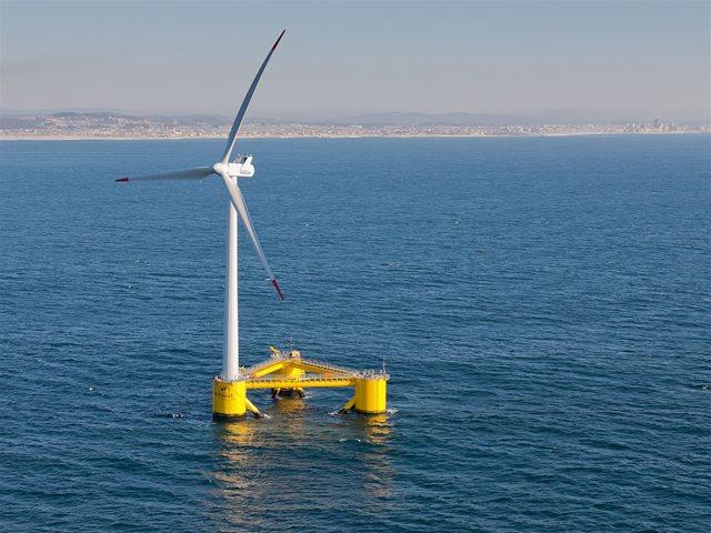 Renewable Floating Wind Turbine Foundations