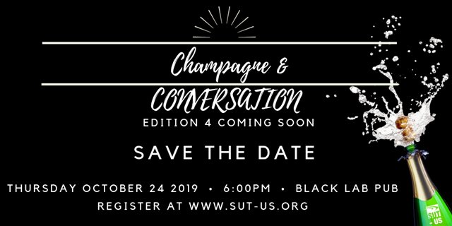Champagne and Conversation Series Edition 4