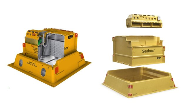NOV Seabox Components