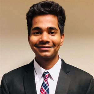 Tejas Pawar SUT-US 2019 Scholarship Recipient