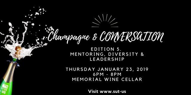 SUT-US Champagne & Conversation 2020