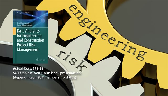 Book presentation Data Analytics for Engineering and Construction Project Risk Management