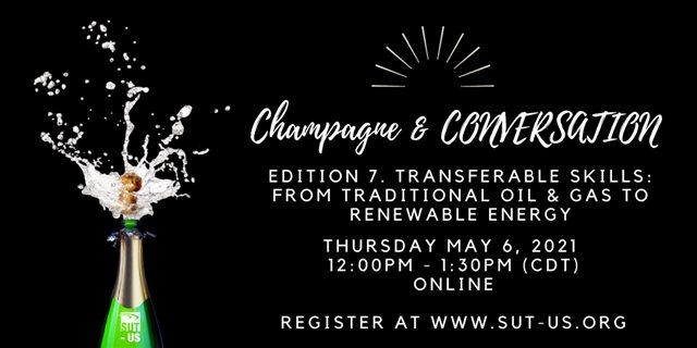 SUT-US Champagne & Conversation Series Edition 7