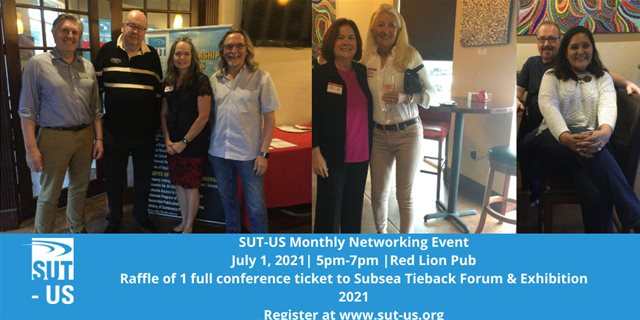 SUT-US Monthly Networking Event