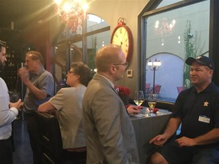 SUT US November Networking Event at Rouge Wine Bar