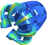 A Structural simulation tool for rapid design iterations